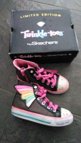 Skechers sapatilhas de menina edição limitada