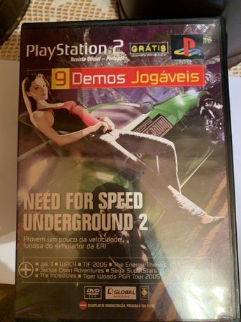 Demos PS2