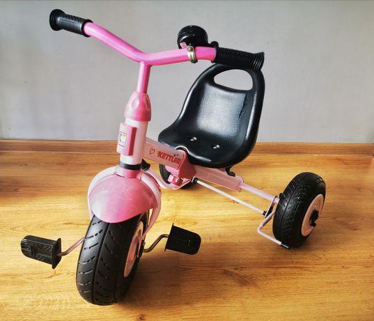 Trójkołowy rowerek firmy kettler