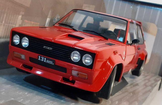 1/18 Fiat 131 Abarth - Solido