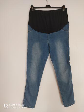 Spodnie ciążowe elastyczne XL