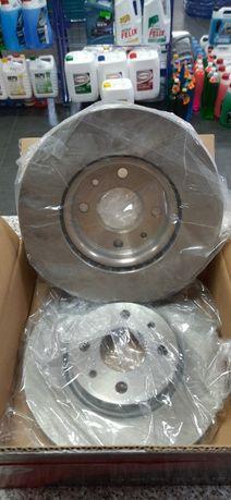 Продаётся диски тормозной передний remsa 6443 Fiat Doblo