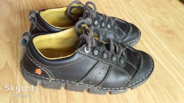 Шкіряні туфлі Art 39р Іспанія