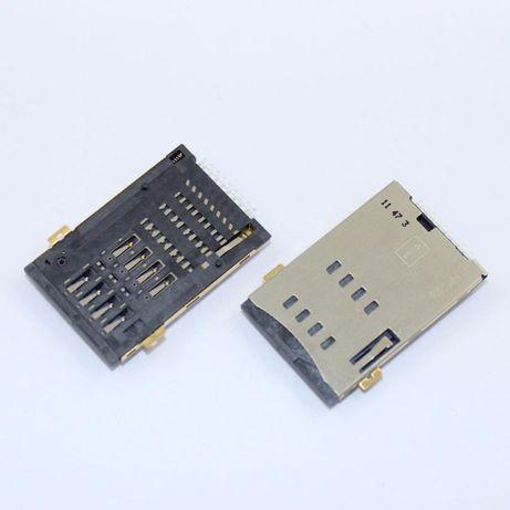 Коннектор SIM-карты для Huawei MediaPad 7