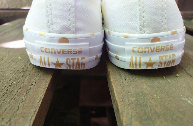 Converse женские кеды.