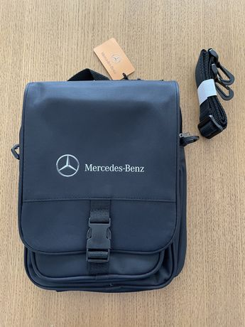Mala oficial da Mercedes NOVA