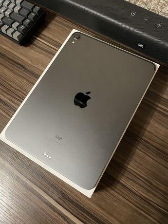 Планшет Apple iPad pro 11 2018 64gb space gray
