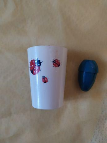 Стакан для зубных щеток детский СССР