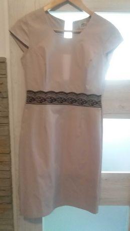 Elegancka sukienka r.36