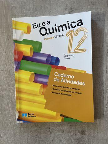 Caderno atividades Quimica 12°ano