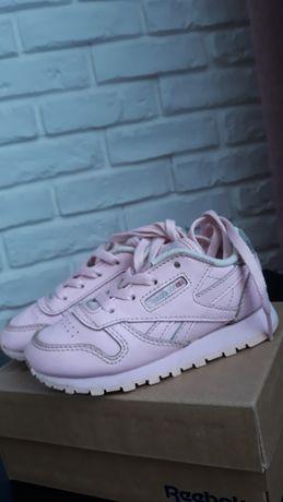 Buty dziewczęce Reebok Classic różowe rozm 22,5