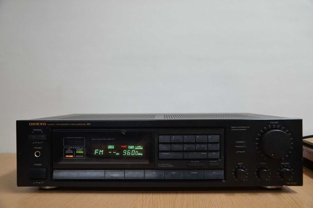 AMPLITUNER Stereo ONKYO TX-7720 super okazja