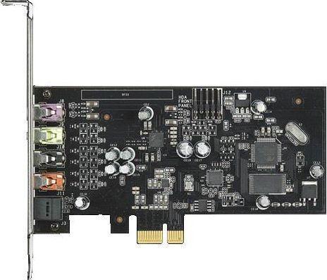 Karta dźwiękowa Asus Xonar SE 5.1 PCIe gaming