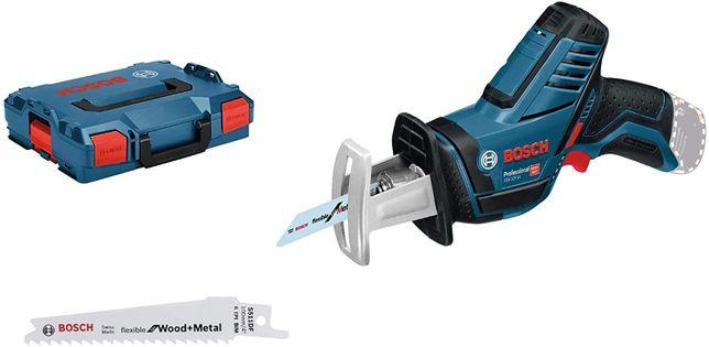 Bosch GSA 12V-14 Piła szablasta Body+walizka