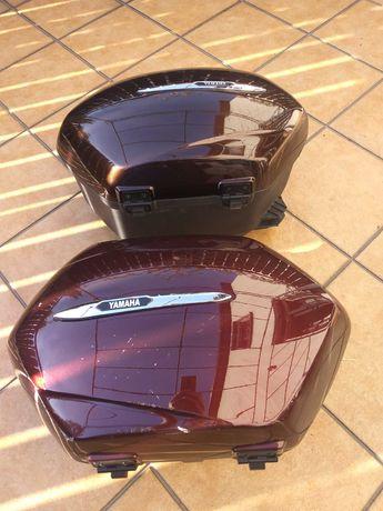 Oryginalne kufry do Yamahy FJR 1300