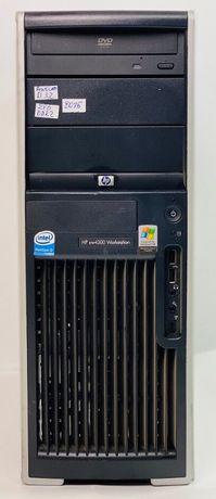 БУ HP Workstation xw4300 Intel Pentium D 3.2GHz 2GB RAM 80GB HDD