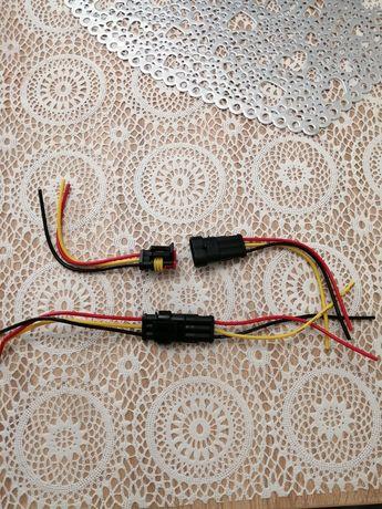 Złączki chermetyczne rower elektryczny