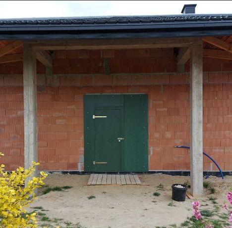 Drzwi zewnętrzne budowlane