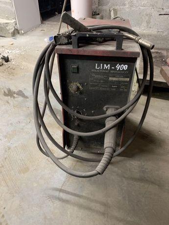 Polutomat spawalniczy LIM 400 MIG MAG