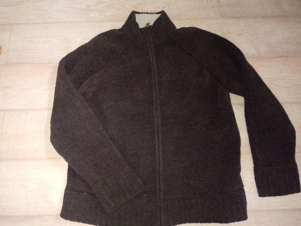 Ciepły sweter męski xxl-nowy