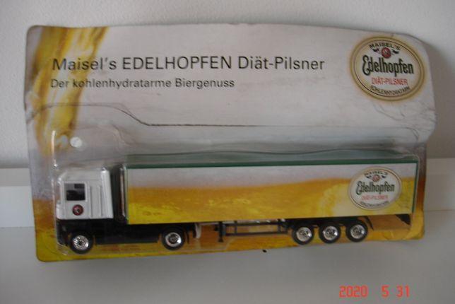 Zabawka model RENAULT Tir ciężarówka