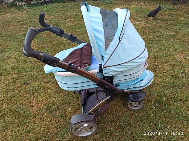 Wózek 2w1 gondola +spacerówka ABC Design