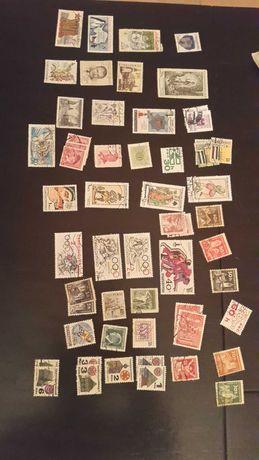 Selos postais Checoslováquia