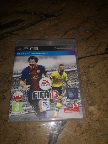 Gra FIFA 13 na PS3