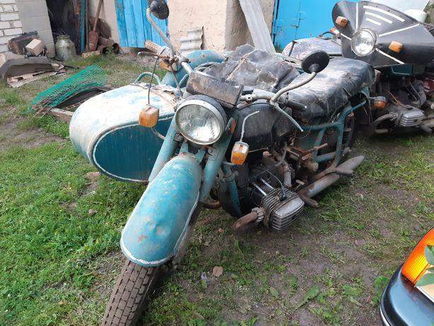 Продам мотоцыкл  МТ-9