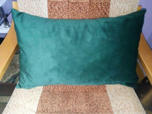 Poduszka zielona nowa