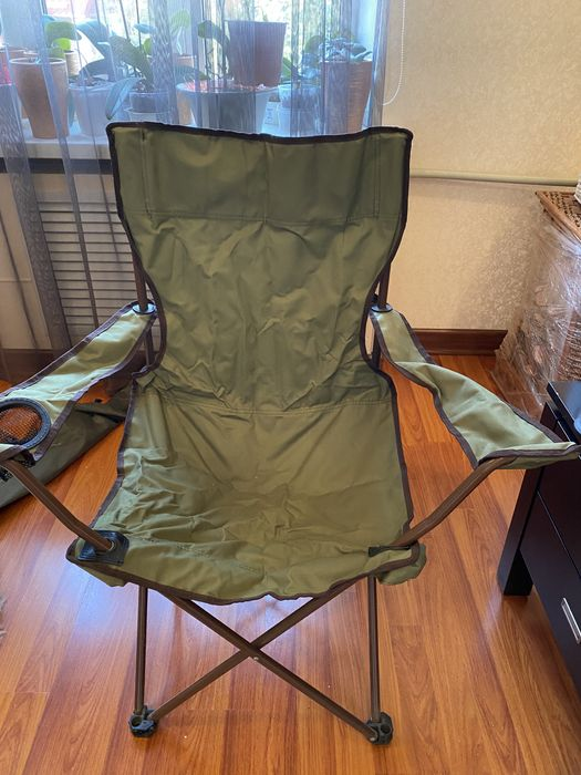 Продаю раскладное кресло для рыбалки Донецк - изображение 1