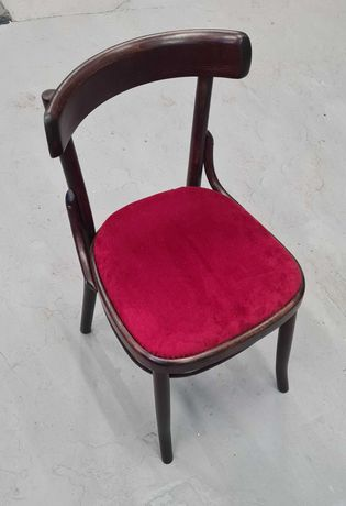 Krzesło po renowacji typu Thonet