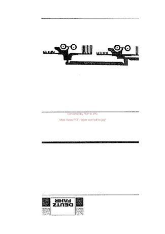 Katalog części zgrabiarka DEUTZ FAHR KS 3.80
