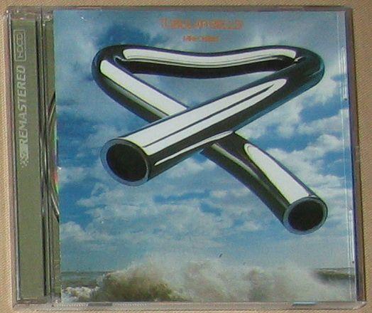 CD Mike Oldfield: 1973 - Tubular Bells (Remastered, HDCD)