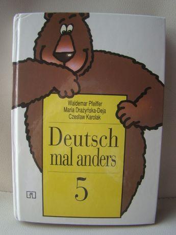 Podręcznik Deutsch mal anders 5 Pfeiffer Waldemar