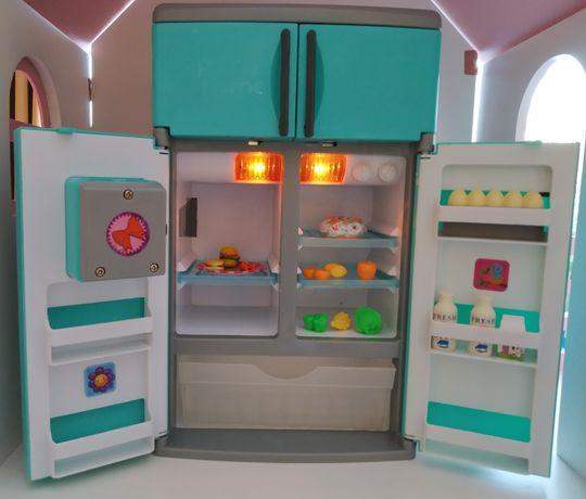 Холодильник для Барби