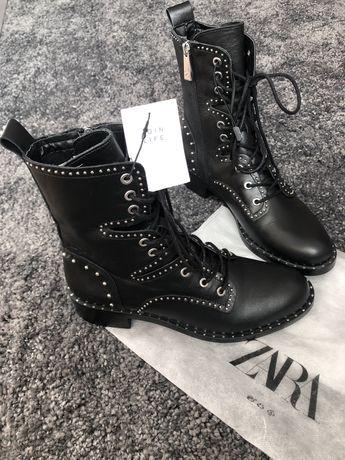 Ботинки женские Zara