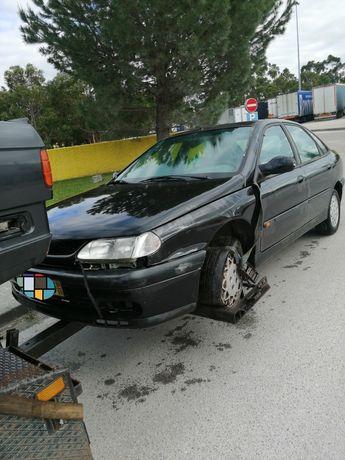 Renault Laguna 1.8 gasolina para peças bancos pele eléctricos Boa mecâ