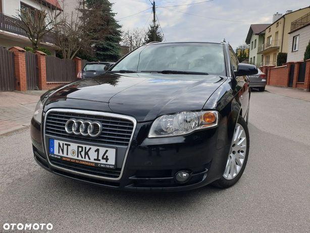 Audi A4 1.8T BFB 163KM* S LINE* BEZWYPADKOWY* Bardzo Zadbany* Niemcy