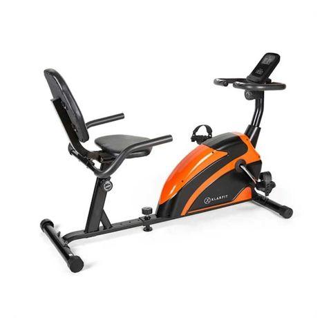 Rower treningowy magnetyczny Klarfit Relaxbike 6.0