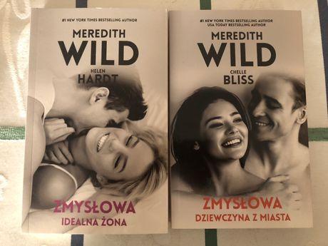 Seria Zmysłowa Meredith Wild