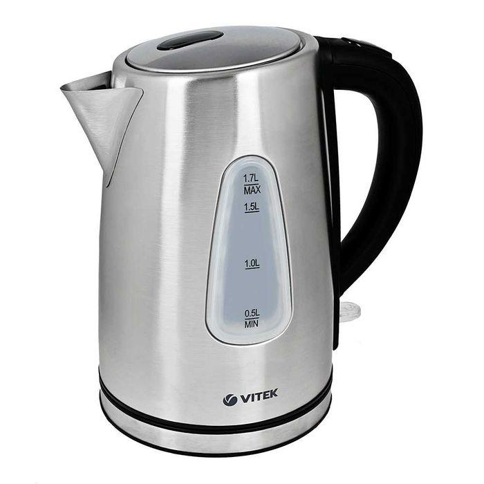 Електричний чайник Vitek VT-7007 ST,электрочайник Витек vt7007st гаран Львов - изображение 1