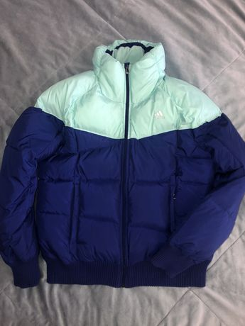 Куртка Adidas зимняя пуховик