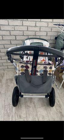 Сумка-органайзер для коляски, рюкзак для мамы