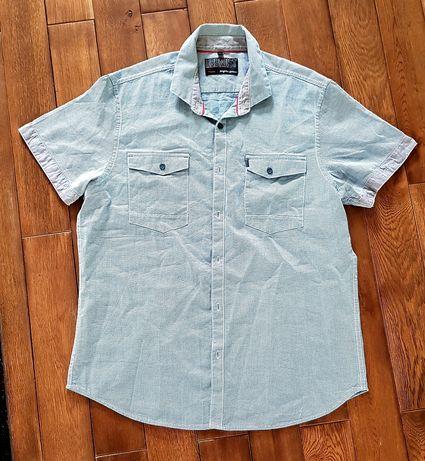 Męska koszula C&A rozm  XL