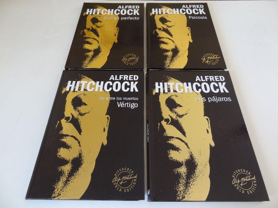 Alfred HITCHCOOK – Filmografia Completa – 50 DVDs Almeida - imagem 1
