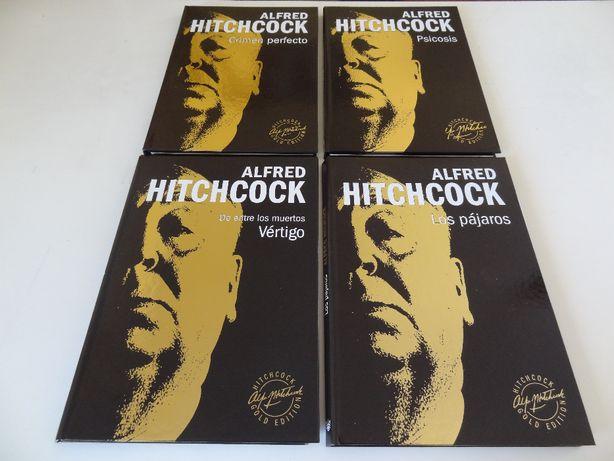 Alfred HITCHCOOK – Filmografia Completa – 50 DVDs