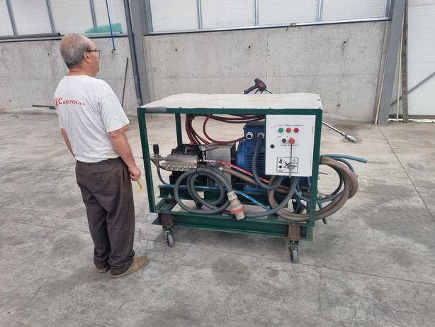 Lavadora alta presão 500 bar 30L/m