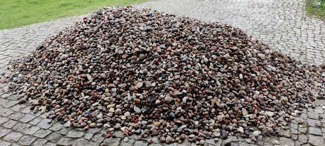 Kamień ogrodowy, otoczak, gabion, drenaż, kruszywo, żwir płukany 16-32