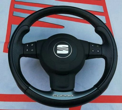 Volante Seat Ibiza 6L Leon 1P Cupra